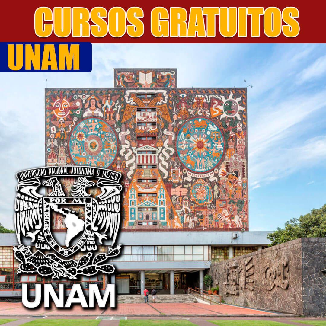 Cursos en la UNAM gratuitos