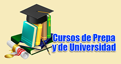 Cursos de Preparatorias y Universidades