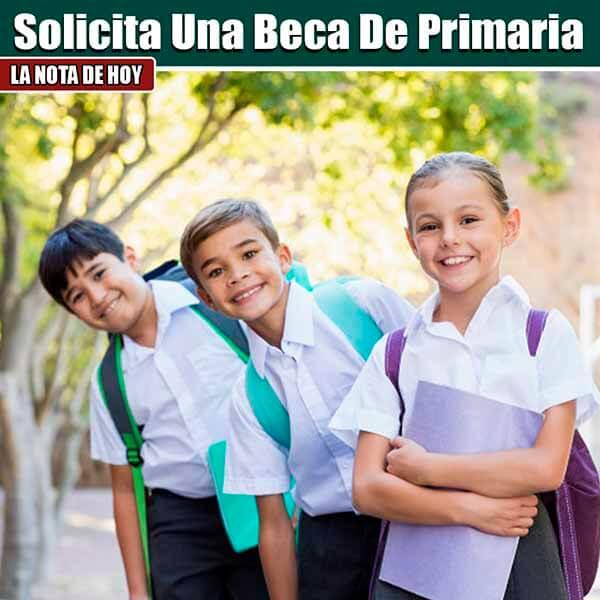 Tramita una de las Becas Benito Juárez.
