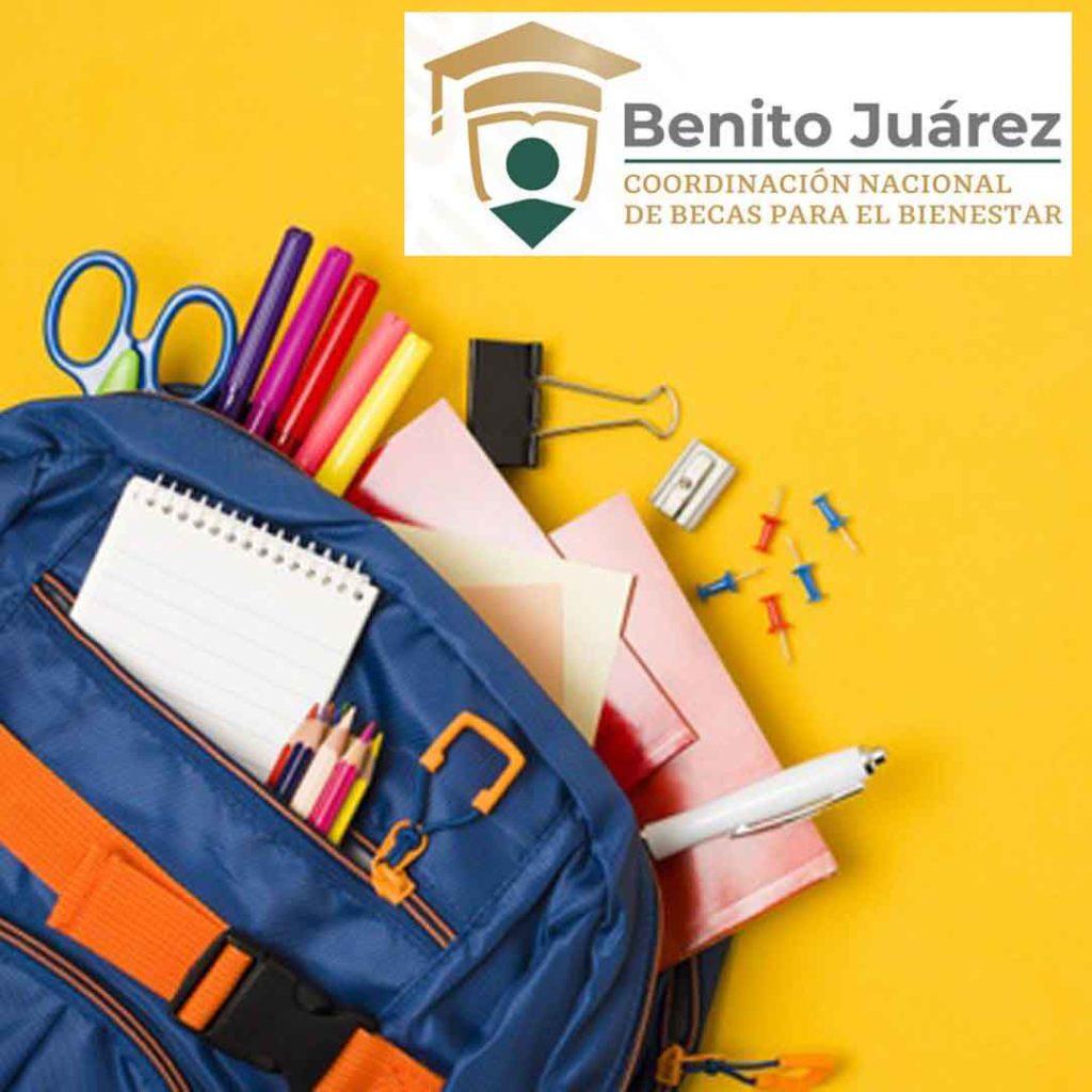 Tramita una beca Benito Juárez