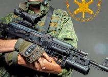 Educación en un colegio militar