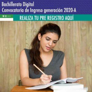 Convocatoria Para El Bachillerato Digital