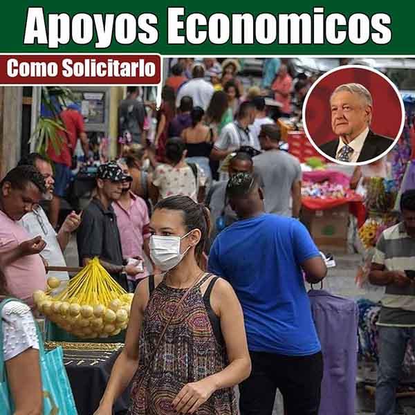 Apoyo AMLO en Mexico